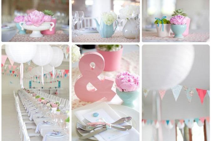 Oh So Sweet Pastel Wedding