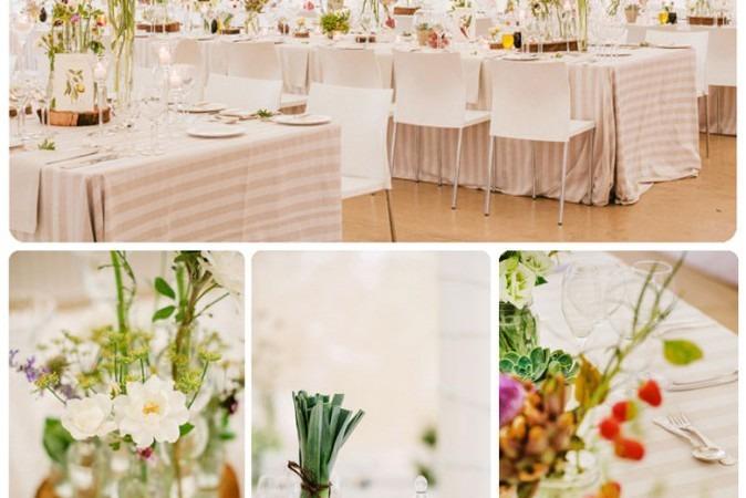 botanical-themed wedding