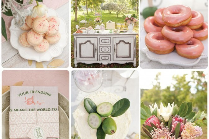 Feijoa Bridal Brunch