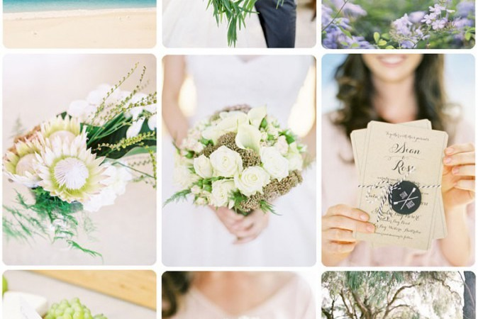 Sweet Western Australia Wedding