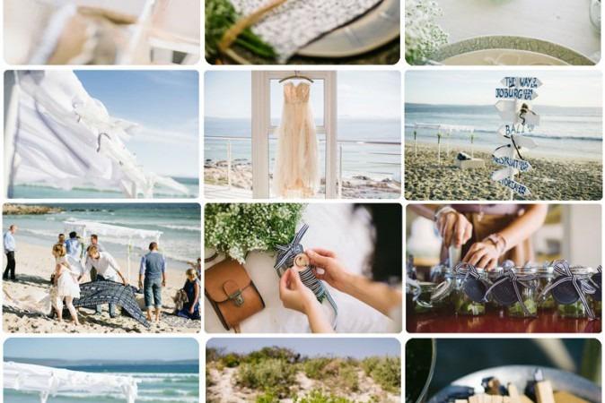 Willem and Irma's Beach Wedding