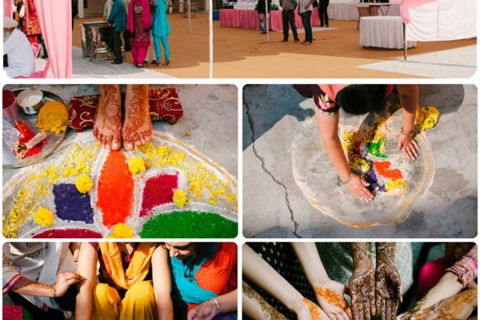 Rimi & Jean's Indian Wedding
