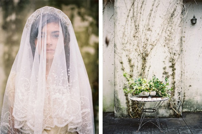 A Whimsical Garden Wedding
