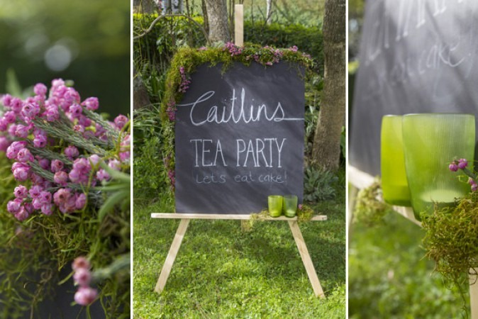 Summer Tea Party by All the Frills