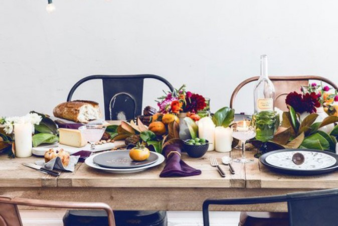 Ultimate Holiday Table by Apartment 34