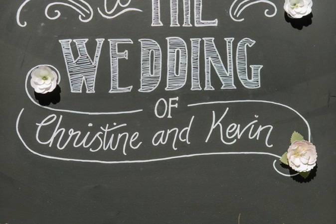 Christine and Kevin's French Bay Yacht Club Wedding