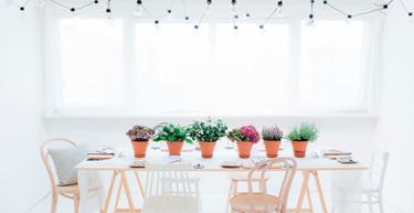 Bridal Shower Floral Workshop