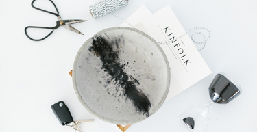 Fox & Ramona Concrete Homewares