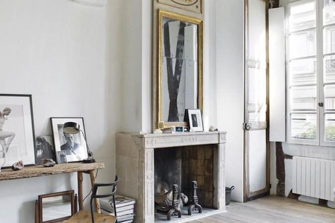 Parisian loft made from scratch for Loft banlieue parisienne