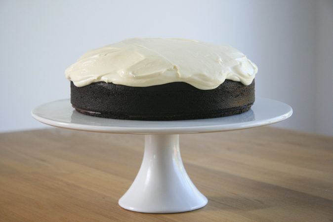 Guiness Cake In X Pan