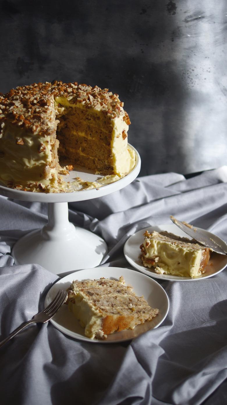 Hummingbird Cake By Botanic Baker Made From Scratch