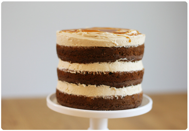... cake butterscotch mascarpone cream layer cake caramel cream layer cake