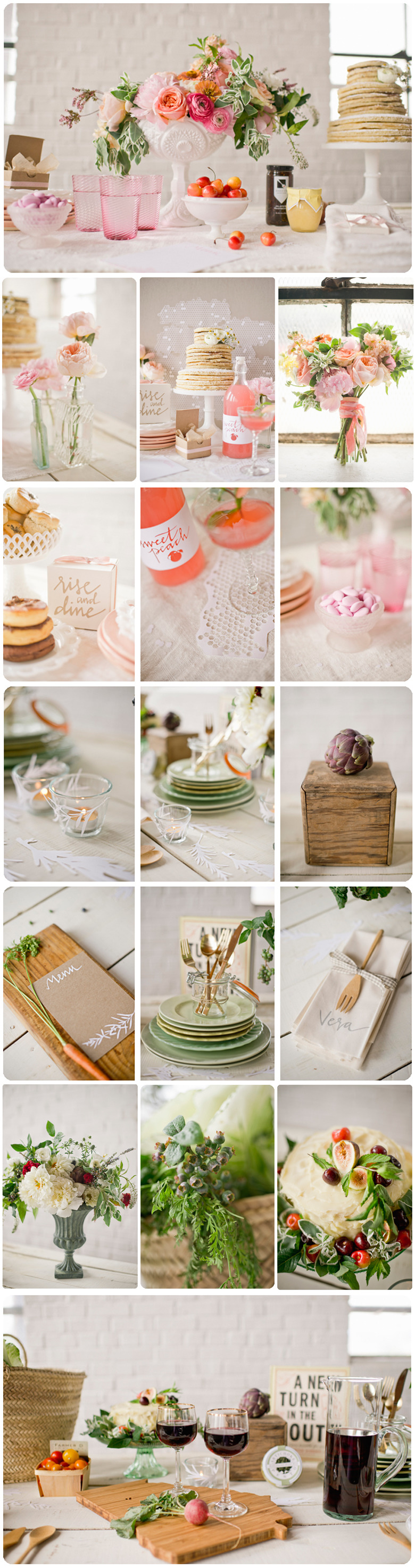 Sweet Rustic Farm Wedding