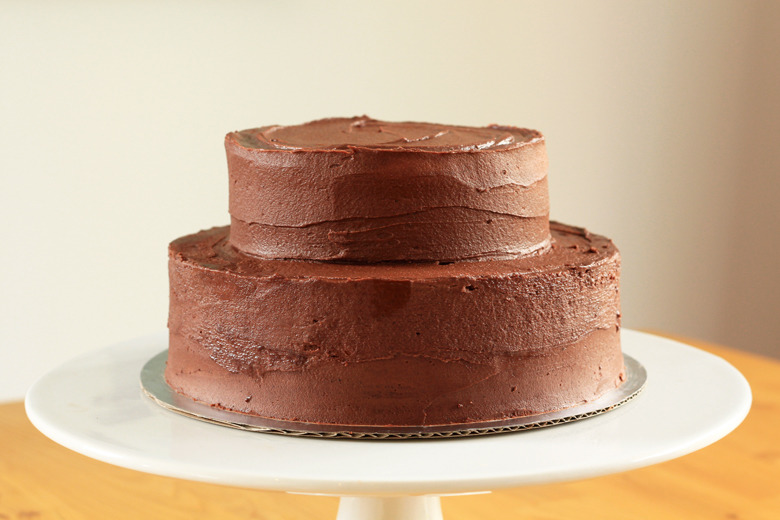 Double Chocolate Layer Cake | Made From Scratch