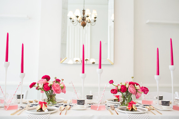 hot-pink-black-and-white-party-ideas-14