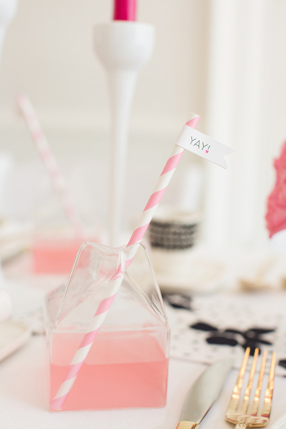 hot-pink-black-and-white-party-ideas-7