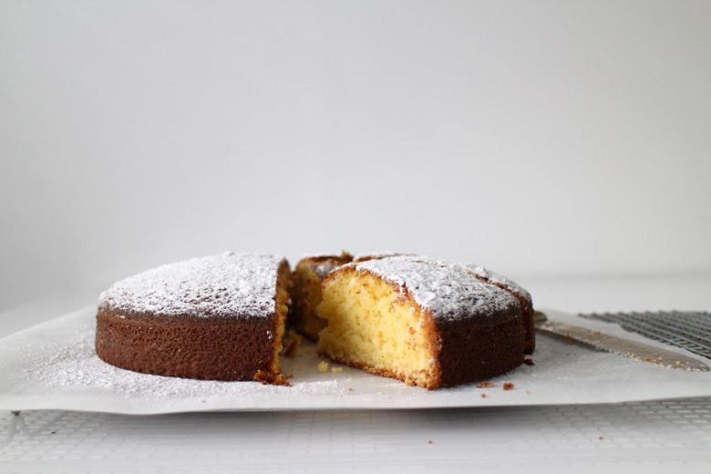Made from scratch for How to make a vanilla cake from scratch