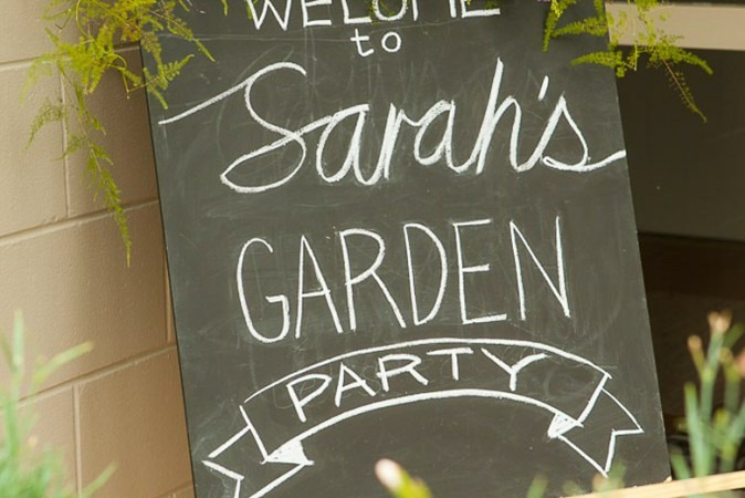 Garden Hen's Party by All the Frills